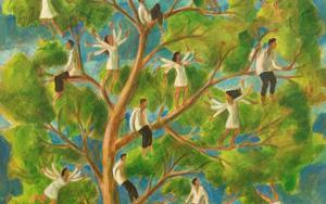 El Despegue|PinturadeLuz Letts| Compra arte en Flecha.es