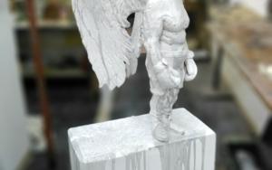 Mi angel de la guarda sigue peleando por mis sueños.|EsculturadeReula| Compra arte en Flecha.es
