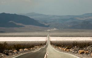 Death Valley - The distance|DigitaldeBenedetta Mascalchi| Compra arte en Flecha.es