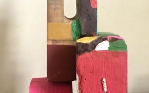 CUBISTA|EsculturadeISABELRUIZPERDIGUERO| Compra arte en Flecha.es