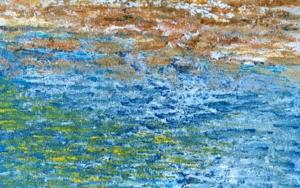 Sol y playa|PinturadeEnric Correa| Compra arte en Flecha.es