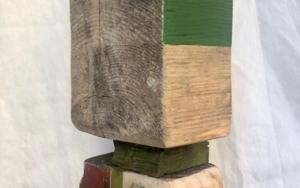 TOTEM II|EsculturadeISABELRUIZPERDIGUERO| Compra arte en Flecha.es