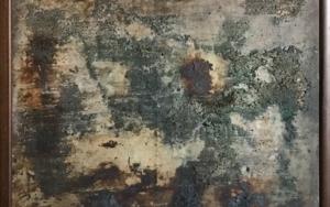 Terroso III|PinturadeEnric Correa| Compra arte en Flecha.es
