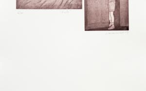 Siesta|Obra gráficadeAna Valenciano| Compra arte en Flecha.es