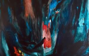Sueño de ayer|PinturadeLika Shkhvatsabaia| Compra arte en Flecha.es