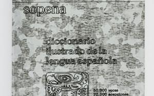 TEXTO ESCOLAR RANCÉS ENCICLOPEDIA - SOPENA EsculturadeMicaela Aljovín  Compra arte en Flecha.es