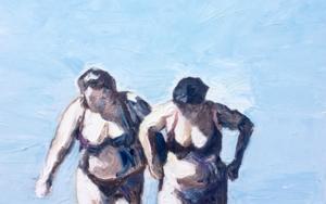 Rolling In|PinturadeRosy Modet| Compra arte en Flecha.es