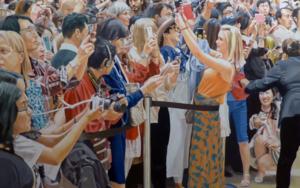 Móviles arriba  I|PinturadeJose Belloso| Compra arte en Flecha.es