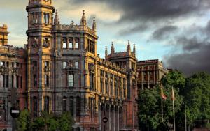 Palacio de Cibeles|FotografíadeLeticia Felgueroso| Compra arte en Flecha.es