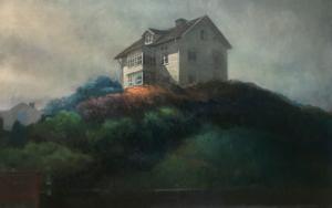 Luz de tormenta|PinturadeOrrite| Compra arte en Flecha.es