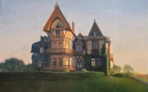 La casa del Duque PinturadeOrrite  Compra arte en Flecha.es