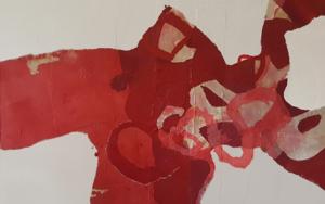 Prostrating|CollagedeBarbara Long| Compra arte en Flecha.es