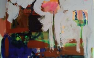 EN MEDIO DEL AIRE 1|PinturadeJesús Cuenca| Compra arte en Flecha.es