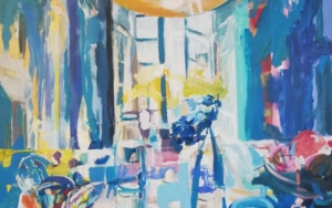 Reina|PinturadeAngeli Rivera| Compra arte en Flecha.es
