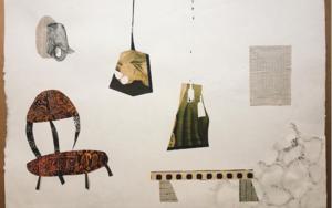 Butacón|CollagedeMero Pil Pil| Compra arte en Flecha.es