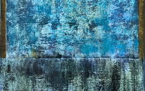 Neroazzurro PinturadeEnric Correa  Compra arte en Flecha.es