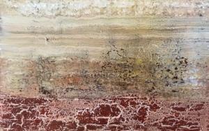 Texturas desérticas|PinturadeEnric Correa| Compra arte en Flecha.es