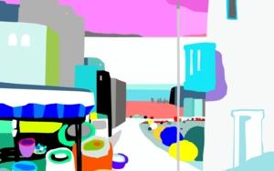 El bazar de las maravillas|Obra gráficadeALEJOS| Compra arte en Flecha.es