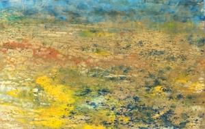 Horizonte|PinturadeEnric Correa| Compra arte en Flecha.es
