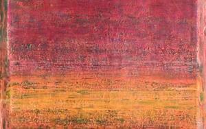 Calidez (homenaje a Mark Rothko) PinturadeEnric Correa  Compra arte en Flecha.es