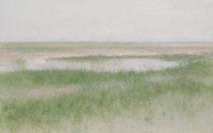 Marismas XII|PinturadeJosé Luis Romero| Compra arte en Flecha.es