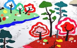 El nuevo santuario|PinturadeALEJOS| Compra arte en Flecha.es