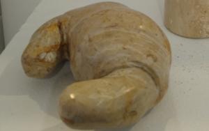 Croissant/Serie Bodegón|EsculturadeRocio Rodrigo Prado| Compra arte en Flecha.es