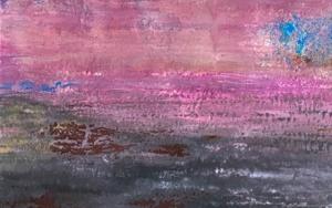 Confín|PinturadeEnric Correa| Compra arte en Flecha.es