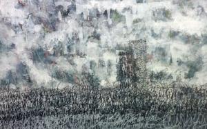 Babel 2.0 PinturadeJorge Regueira  Compra arte en Flecha.es