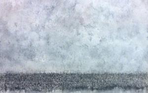 Mar de Aral|PinturadeJorge Regueira| Compra arte en Flecha.es
