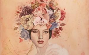 BLOOM|PinturadeEVA GONZALEZ MORAN| Compra arte en Flecha.es