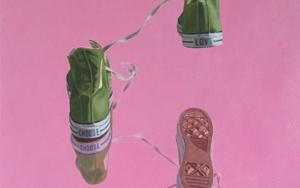 Choose Love|PinturadeNacho Rodríguez Izquierdo| Compra arte en Flecha.es