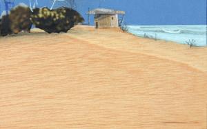 Calma primaveral|CollagedeEduardo Query| Compra arte en Flecha.es