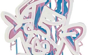 Marquise (Pink & Blue) - same but different series|Obra gráficadeJakob Fisk| Compra arte en Flecha.es