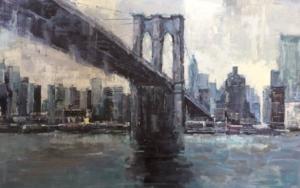 Brooklyn|PinturadeJesus| Compra arte en Flecha.es