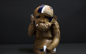 GORILA|EsculturadeCOVA ORGAZ| Compra arte en Flecha.es