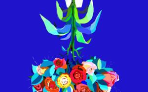 Octopodus Rosae|DibujodeALEJOS| Compra arte en Flecha.es