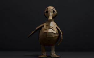 PATITO|EsculturadeCOVA ORGAZ| Compra arte en Flecha.es