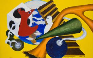 ENTROPÍA|PinturadeANDRES ACEVEDO MANSO| Compra arte en Flecha.es