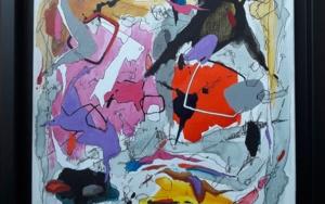 Five Long Years - Blues|PinturadeValeriano Cortázar| Compra arte en Flecha.es