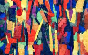 Abst-Complementos|PinturadeIsabel Martin| Compra arte en Flecha.es