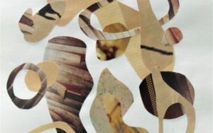 Mapografia caramenlo #2 CollagedeFabiana Zapata  Compra arte en Flecha.es
