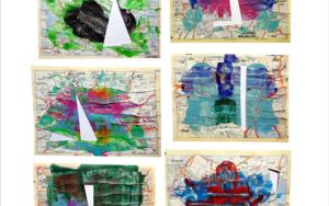Ejercicios de deconstrucción para una pequeña ciudad|CollagedeFabiana Zapata| Compra arte en Flecha.es