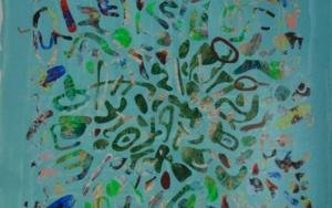 La mar|CollagedeFabiana Zapata| Compra arte en Flecha.es