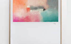 Estampa  X|PinturadeMaria Miralles| Compra arte en Flecha.es