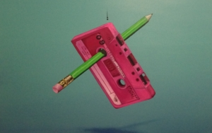 Rebobinado|PinturadeJorge perez| Compra arte en Flecha.es