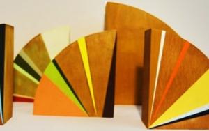 Gradientes|EsculturadeGilles Courbière| Compra arte en Flecha.es