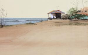 Ambiente otoñal|CollagedeEduardo Query| Compra arte en Flecha.es