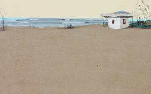 Mar de fondo en el patio de casa|CollagedeEduardo Query| Compra arte en Flecha.es