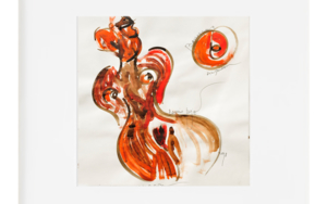 Curvisme - 187|Obra gráficadeRICHARD MARTIN| Compra arte en Flecha.es
